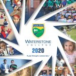 17824 Waterstone College Yearbook 2020 Cover