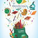 17830 Waterstone College Prep Diaries Cover 2021