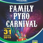 20180 Waterstone Family Festival Poster A1