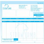 9597 jp straw lamb tax invoice continuous 240x216mm